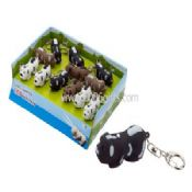 DOG LED keychain images