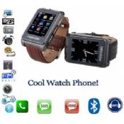 Slim Mobile Phone Watch with FM,Spy Camera, MP3 images