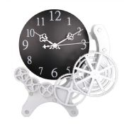 Metal Olympic Gear Table Clock images
