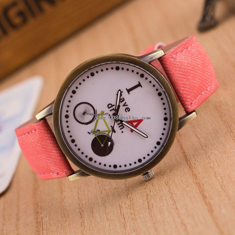 Копия тонкие наручные часы